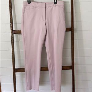 Whbm lavender pants
